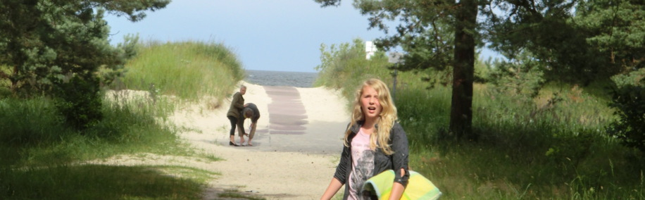 Urlaub Ostsee, Unterkunft, Koserow